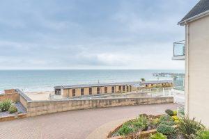 Honeycombe Beach, Bournemouth