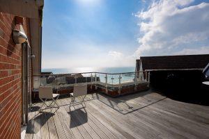 Honeycombe Beach Penthouse